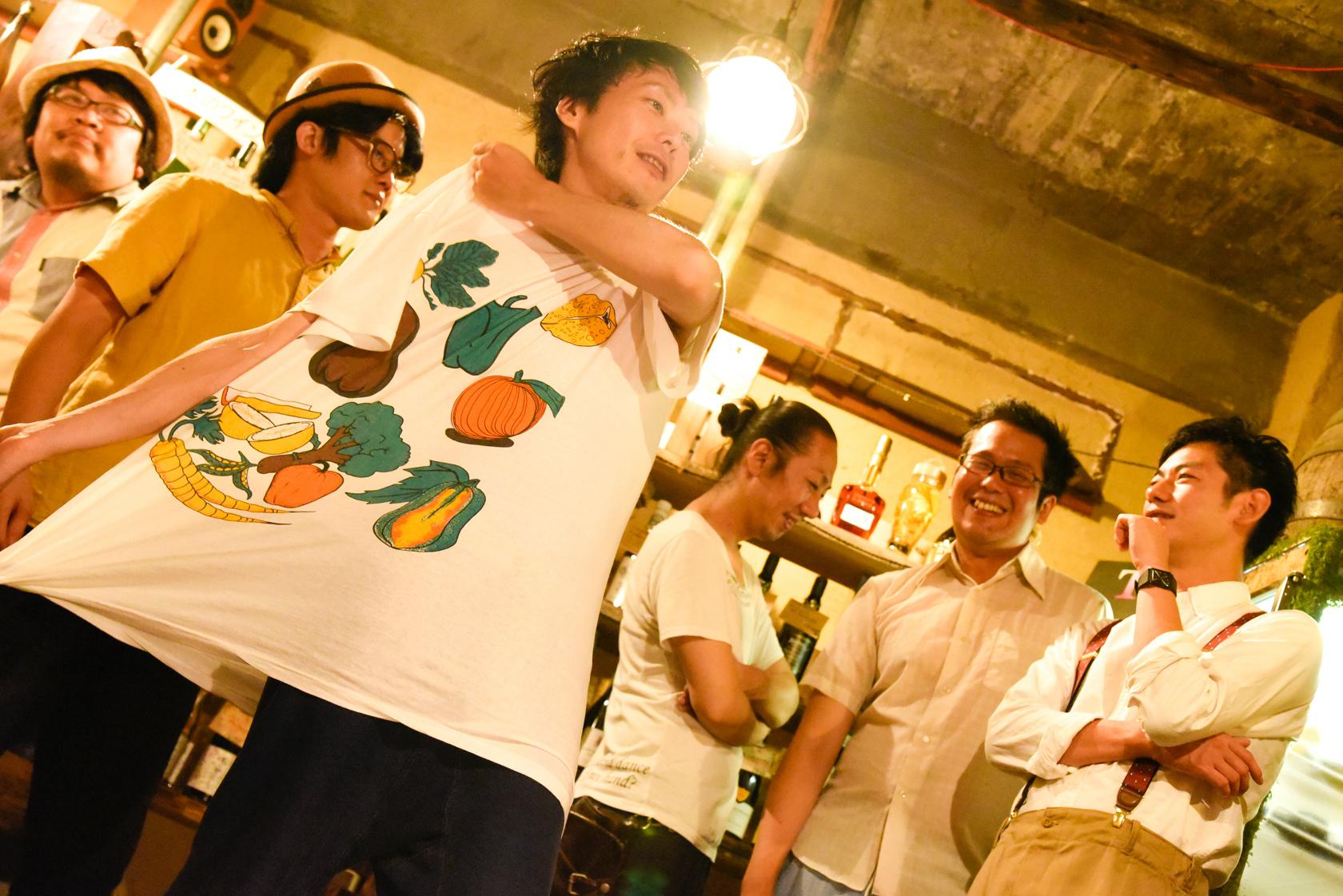 原田茶飯事バンド