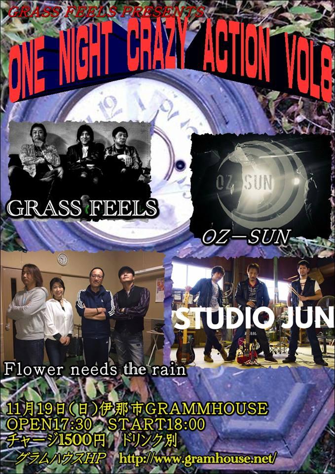 GRASS FEELS