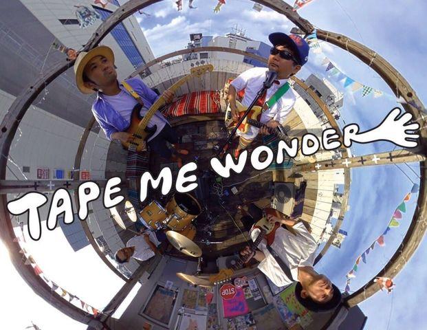 TAPE ME WONDER