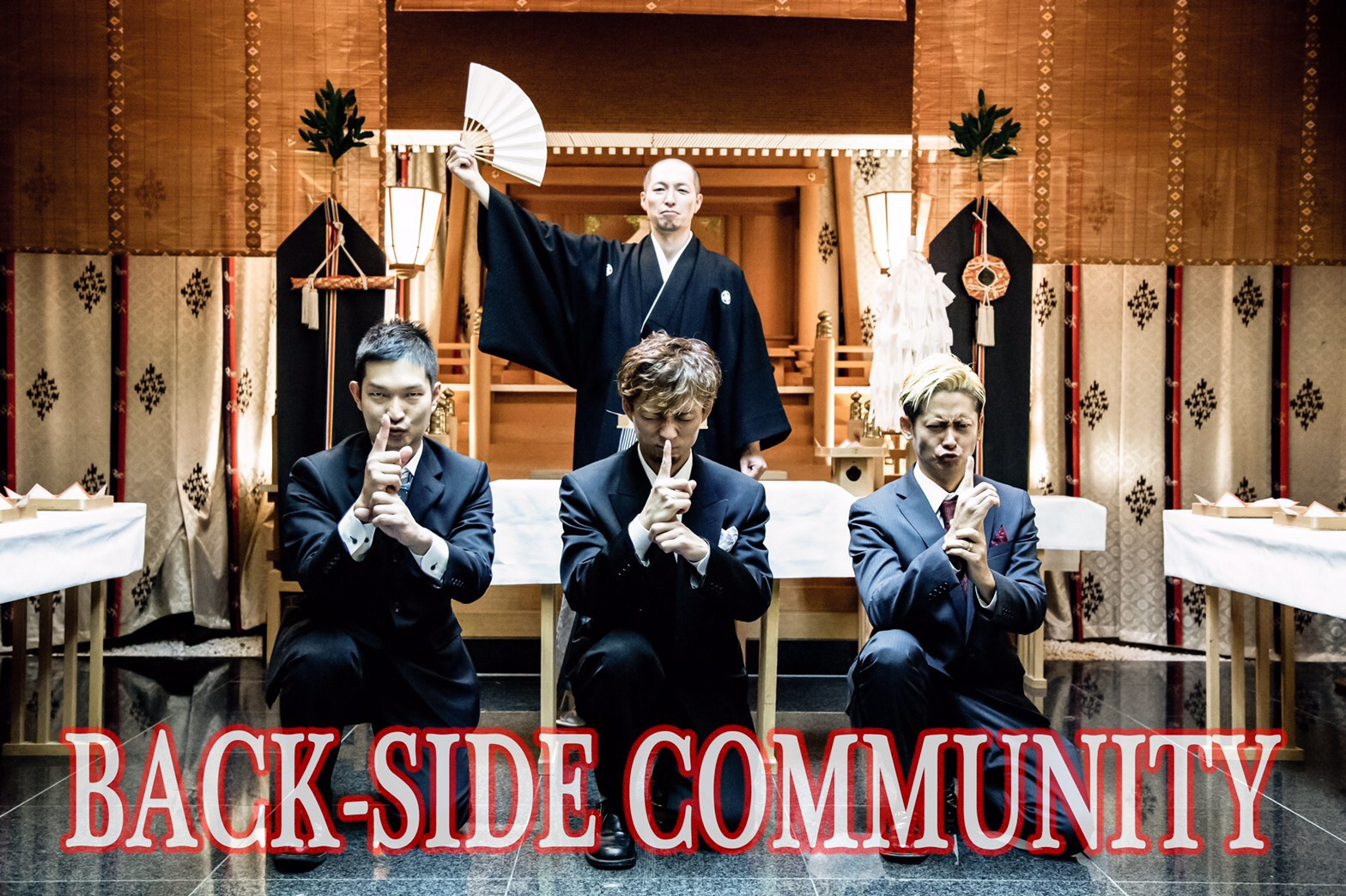 BACK-SIDE COMMUNITY