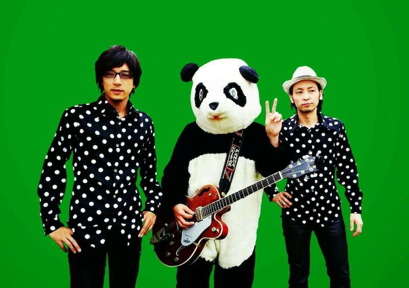 大阪ギターパンダ